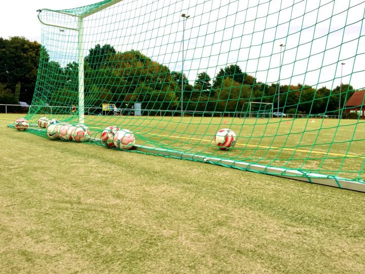 Jugendmannschaften des FC Gütersloh trainieren wieder