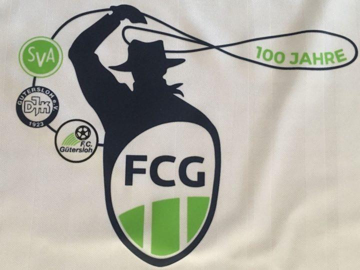 Exklusives Jubiläums-Trikotshirt mit dem letzten Cowboy