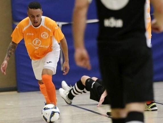 FCG-Futsaler mit Oberliga-Start in eigener Halle