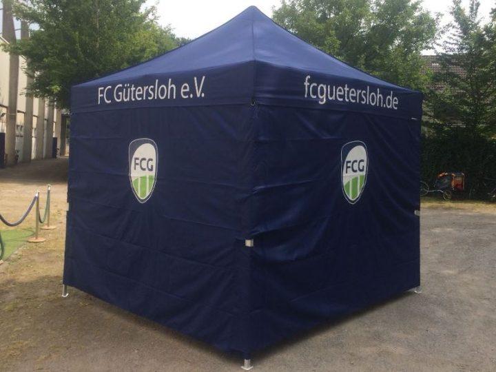 FCG mit Info-Stand am Samstag in der City
