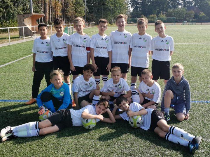 D3-Junioren Turnier