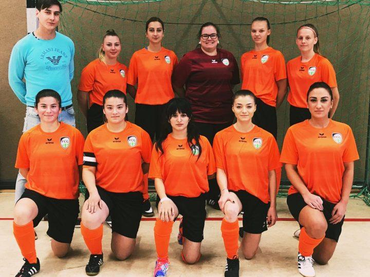 FCG-Futsalerinnen verlieren 3:24 in Paderborn