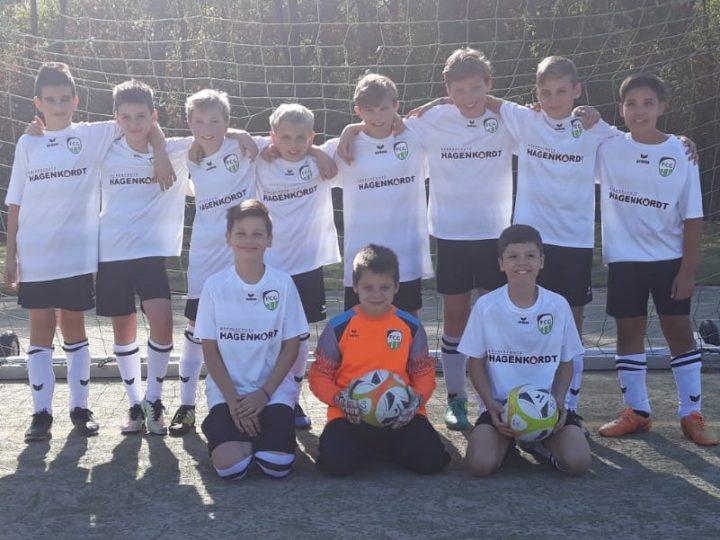 C1- und D1-Junioren des FCG lösen Kreisliga A-Ticket