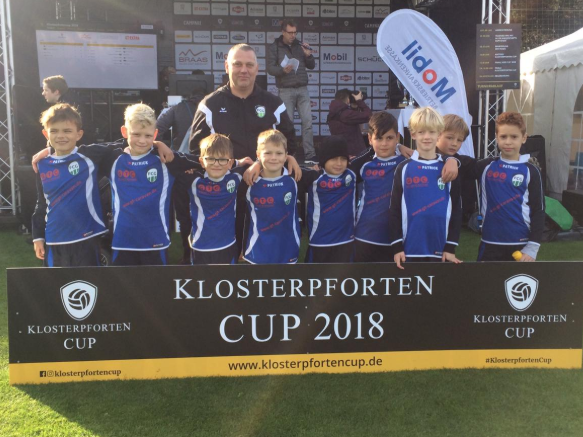 16 F-Junioren-Teams für den Kids Cup 2019 gemeldet