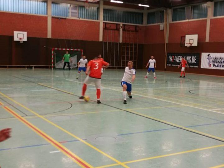 Fernandez rettet FCG-Futsalern ein 6:6