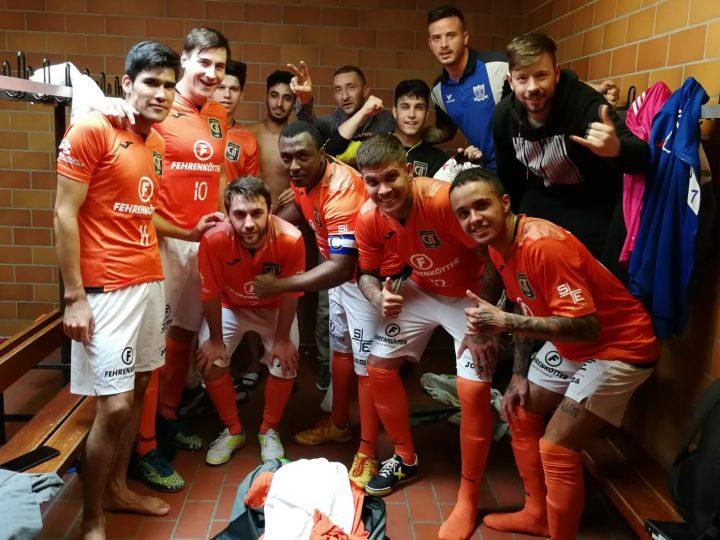 FCG-Futsaler klettern an die Tabellenspitze