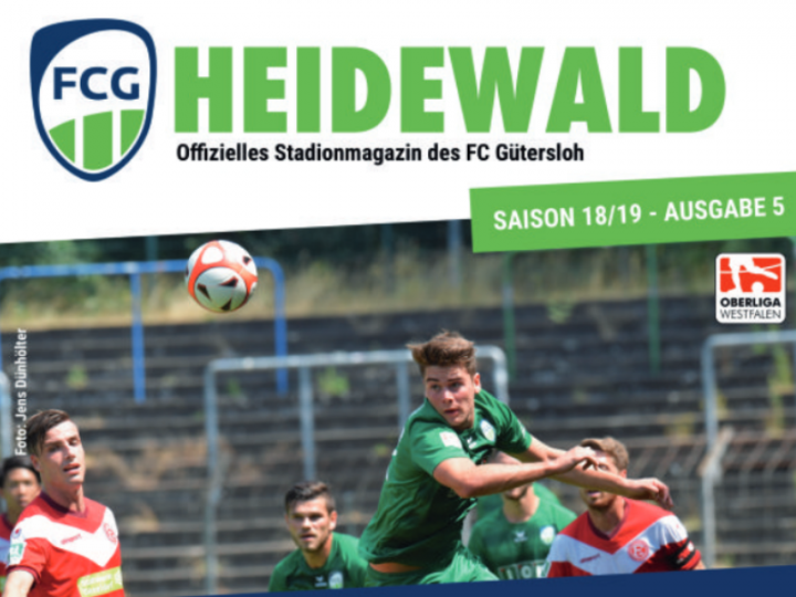 Neues Stadionmagazin für Lippstadt und Dortmund
