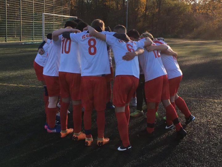 Niederlagen-Serie der C- und D-Junioren-Teams