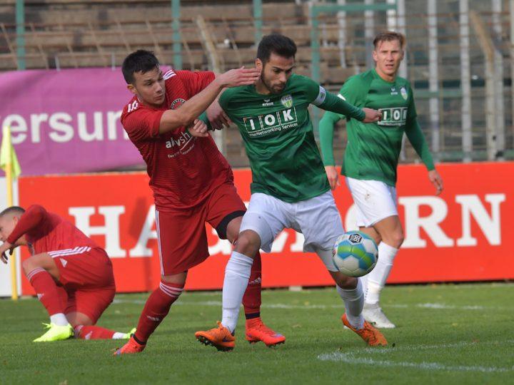 Niederlage bei der U21 des SC Paderborn