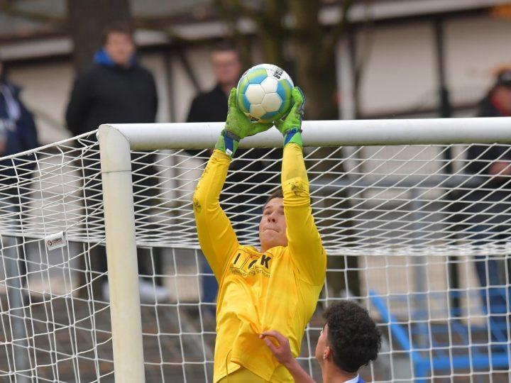 0:2-Niederlage des FC Gütersloh in Haltern