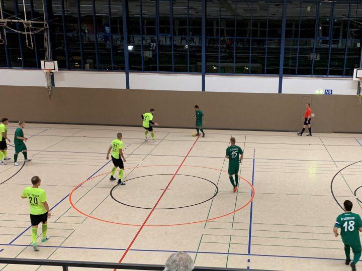 FCG-Futsaler kassieren erste Saisonniederlage
