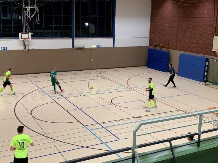 Einladung zum Futsal spielen