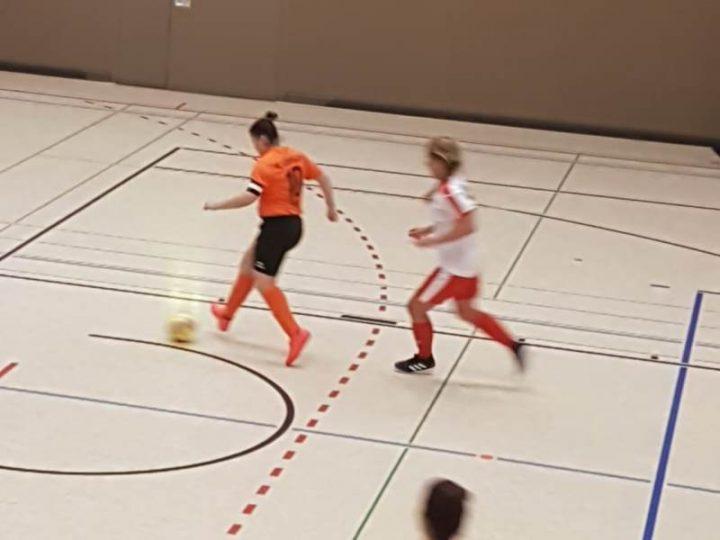 FCG-Futsalerinnen gegen Deutschen Meister der Gehörlosen