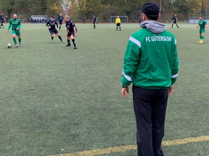 FC Gütersloh III dreht Spiel bei SCE II