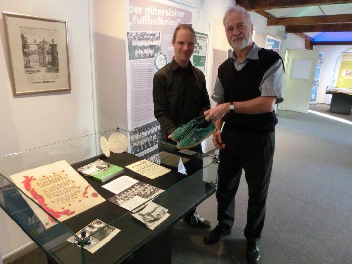 """""""Fußballtag"""" und Taschenlampenführung im Stadtmuseum"""