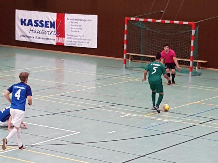 Neu formierte FCG-Futsaler verlieren 2:17