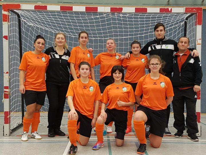 FCG-Futsalerinnen gewinnen zweistellig