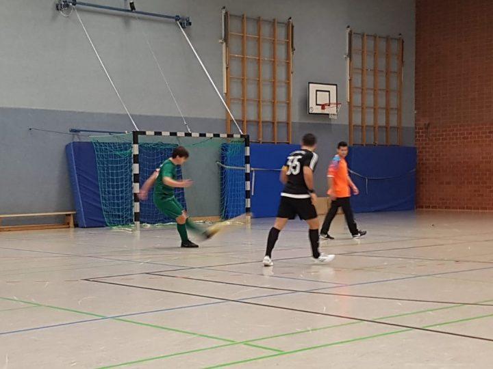 Hohe Niederlage für die FCG-Futsaler