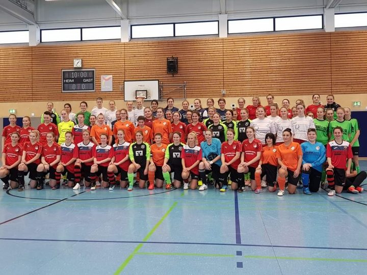 FCG-Futsalerinnen werden Turnierdritter in Bielefeld