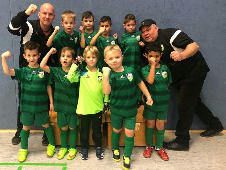 FCG-Jugend startet zweiten Teil des Sparkassen-Junior-Cups