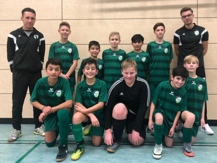 Hallen-Kreismeisterschaft: D1-Junioren spielen zu oft Remis