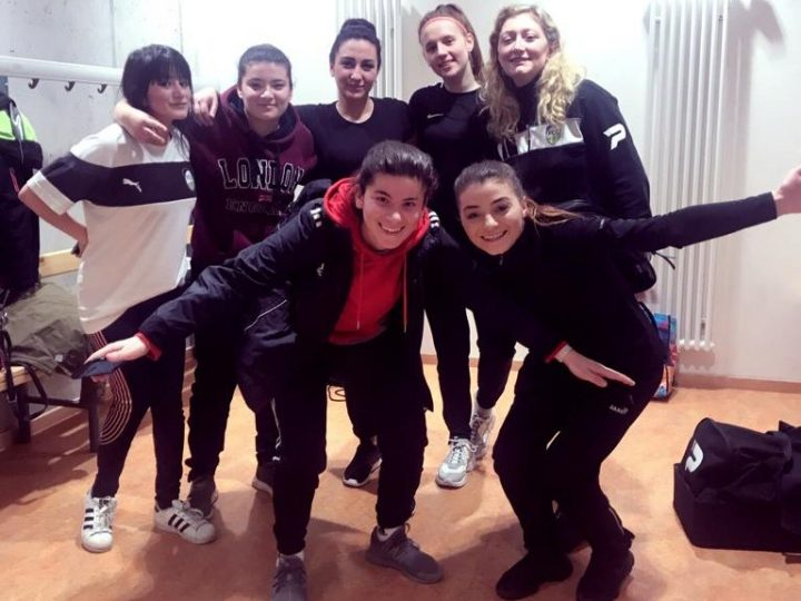 FCG-Futsalfrauen holen Auswärtssieg bei Fortuna Düsseldorf