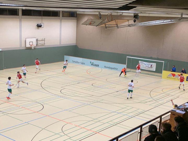 Hohenfelder Cup: FCG mit drei Siegen weiter