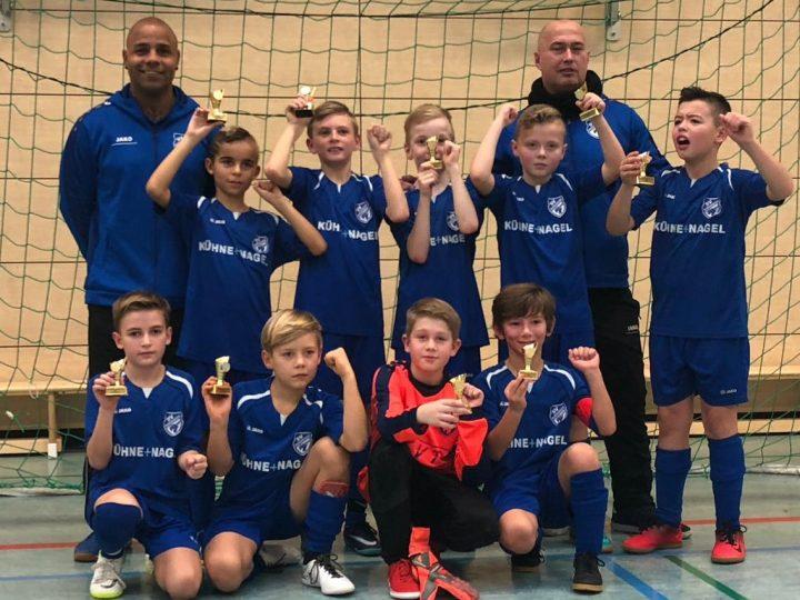SV Avenwedde gewinnt E2-Junioren-Turnier
