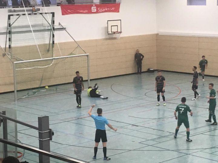 FC Gütersloh als Gruppensieger in der Endrunde