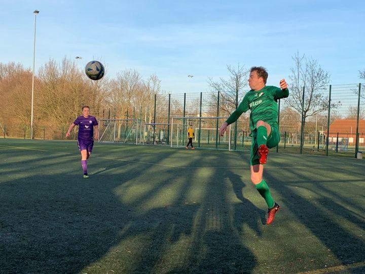 FC Gütersloh II hat netto neun Punkte Vorsprung