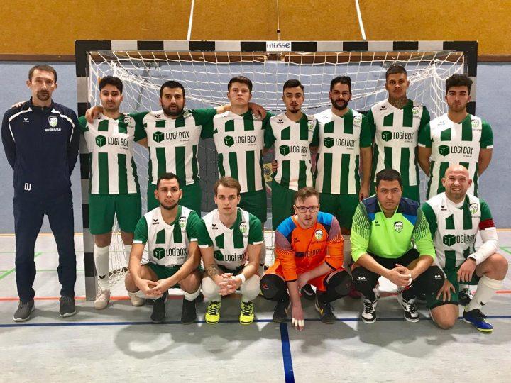 FCG-Futsaler mit vier Neuen und einem guten Auftritt