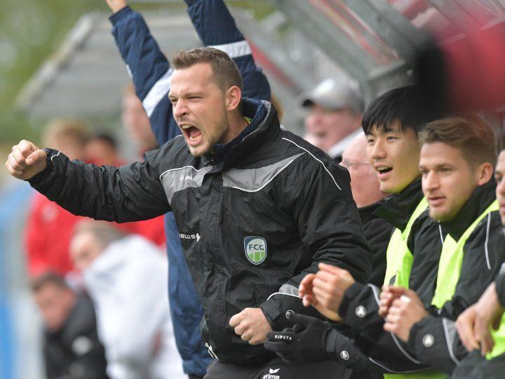 Jaaaaaaaa! Der FC Gütersloh siegt 1:0 in Erndtebrück