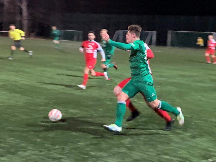 FC Gütersloh verliert auch 2:3 beim SV Spexard