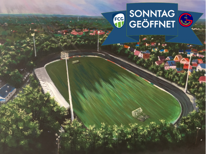 Aktion beim Gievenbeck-Spiel: FCG unterstützt Bienenbuffet