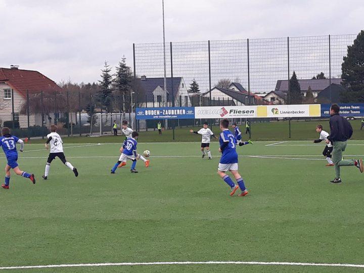 FCG-Jugendspiele: C1-Junioren siegen 1:0 im Verfolgerduell