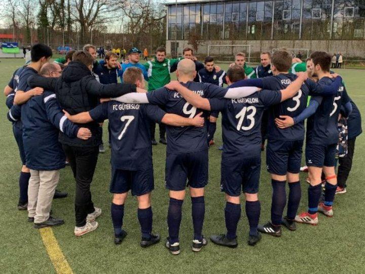 FC Gütersloh II siegt 1:0 im Topspiel