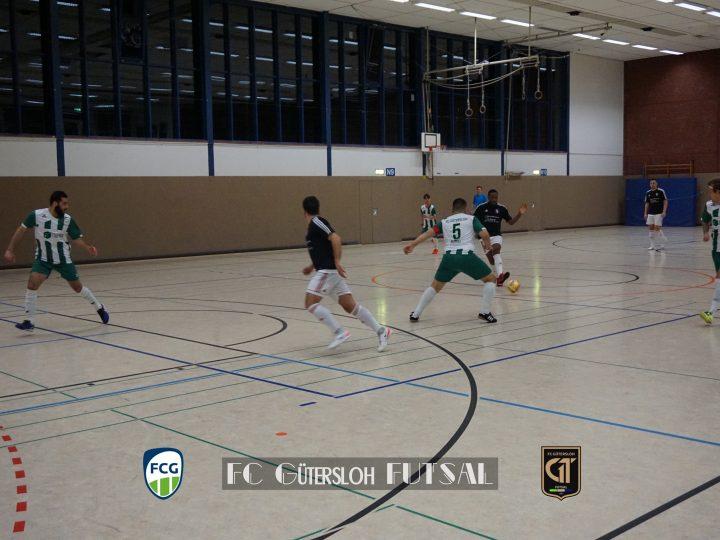 Zweites offenes Futsal-Turnier in Gütersloh