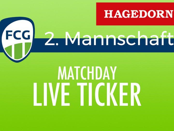 FC Gütersloh II – GW Varensell 6:1