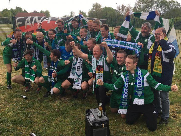 FC Gütersloh II siegt kampflos in Marienfeld