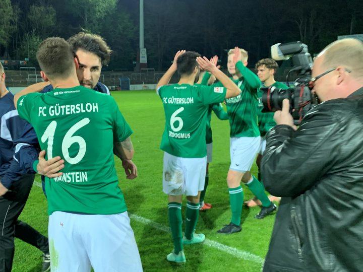Presseschau und Fotos: 3:2-Sieg ein absolutes Highlight