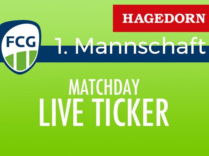 FC Eintracht Rheine – FC Gütersloh live ab 19 Uhr