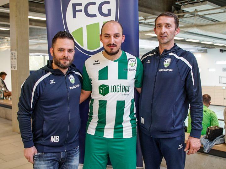 Torwart-Bruder: FC Gütersloh Futsal holt Tugay Yilmaz