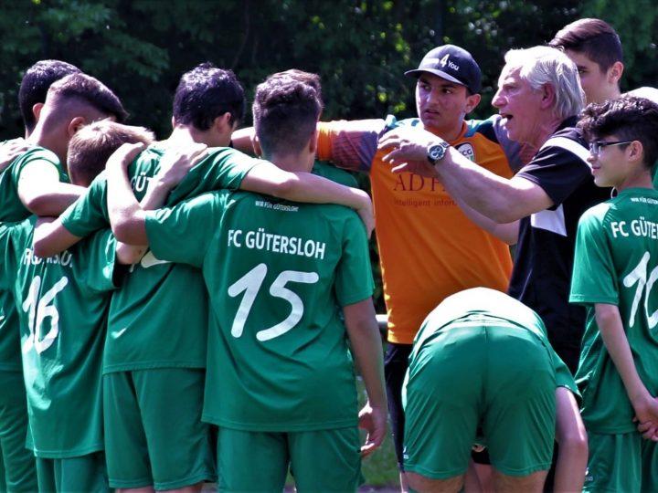 Niederlagen für die C- und D-Junioren-Teams