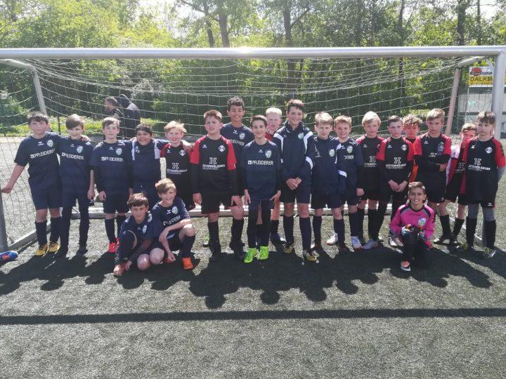 Jugendspiele: E1-Junioren siegen mit 9:8