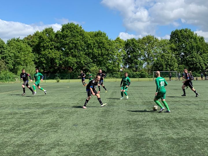 FC Gütersloh III verspielt Aufstiegsplatz