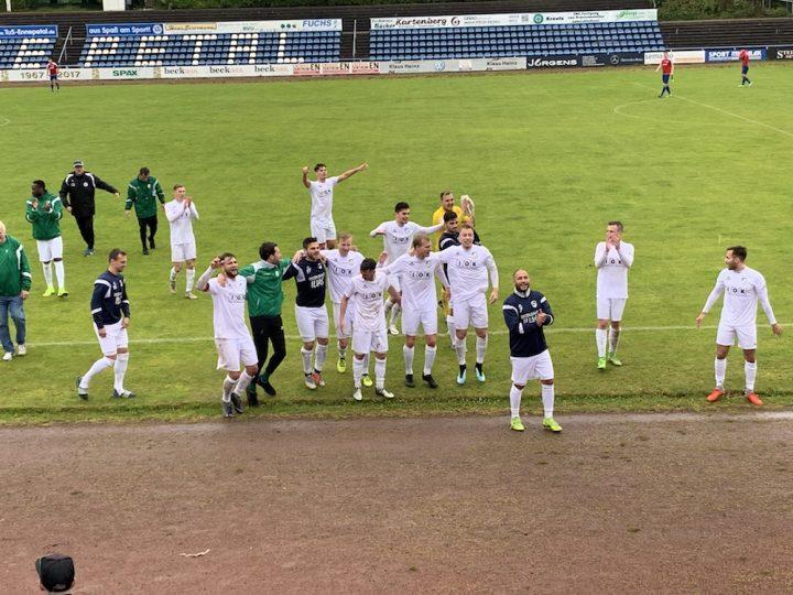 FCG dreht Spiel in Ennepetal