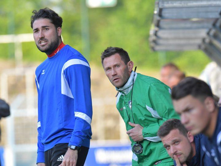 Co-Trainer Alexander Schiller arbeitet weiter für den FCG