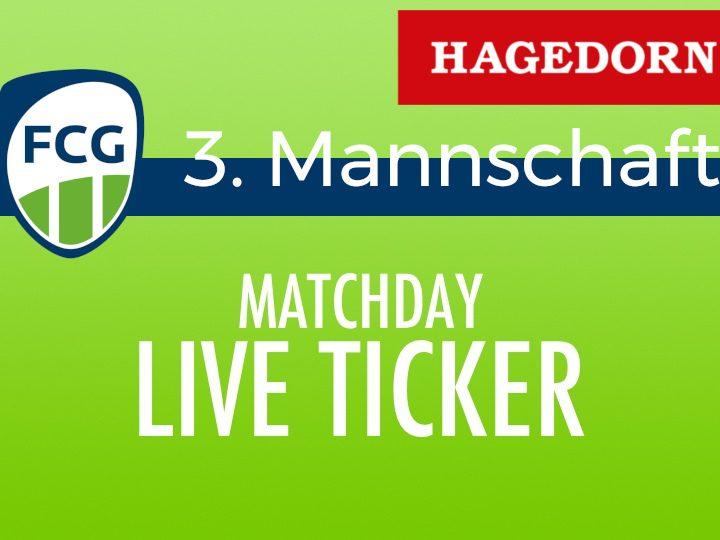 FC Gütersloh III – ASC Suryoye Gütersloh live ab 12 Uhr