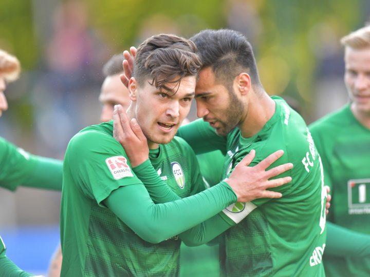 FC Gütersloh verlängert mit Sinan Aygün und Nick Flock
