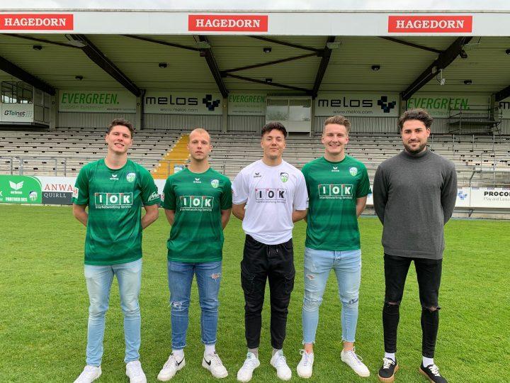 FC Gütersloh macht sechs weitere Spieler klar